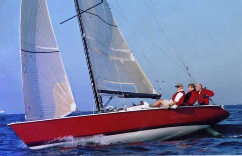 11 Metre One Design, 1992 sailboat