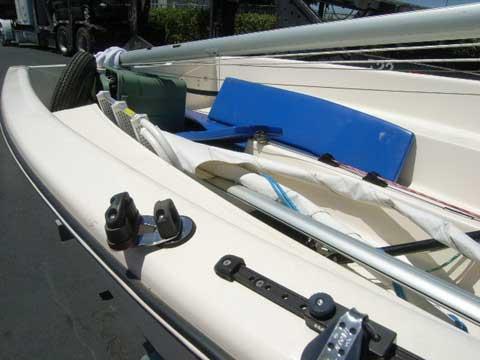 American 19, 2005 sailboat