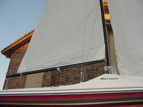Bayliner Buccaneer 180, 18ft., 1978 sailboat