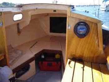 Bristol Corinthian, 19', Restored 1964 sailboat