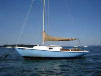 Bristol Corinthian, 19', Restored 1964 sailboat