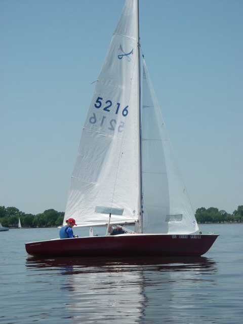 Chrysler Buccaneer 18', 1978 sailboat