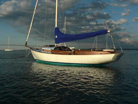Cape Cod Marlin 23', 1965 sailboat