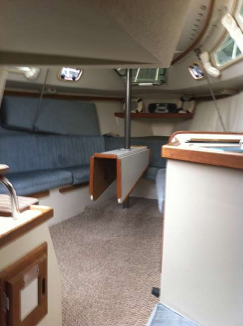 Catalina Capri 26 1991 Fort Wayne Indiana Sailboat For