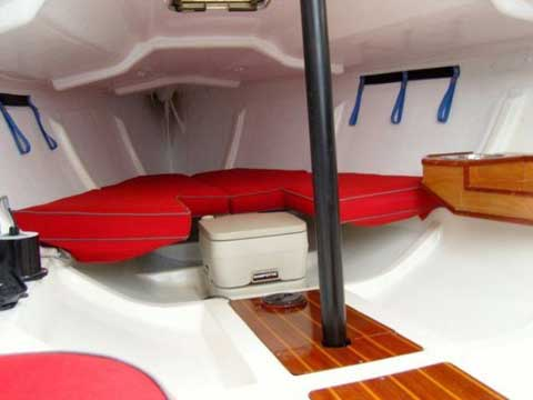 Carrera 290, 1994 sailboat