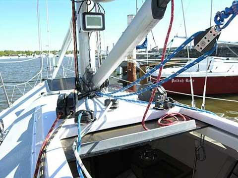 Carrera 290, 1994 sailboat