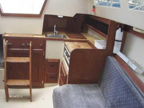 Catalina 27, 1985 sailboat
