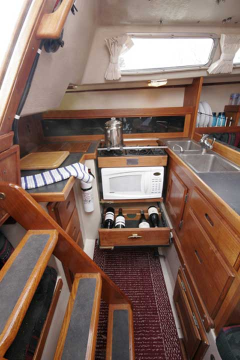 Catalina 30 1984 Lyons Colorado Sailboat For Sale From