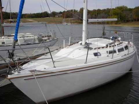 Catalina 30 (Project), 1984 sailboat