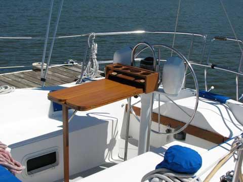 Catalina 36, Mk1, Tall Rig, Wing Keel, 1989 sailboat