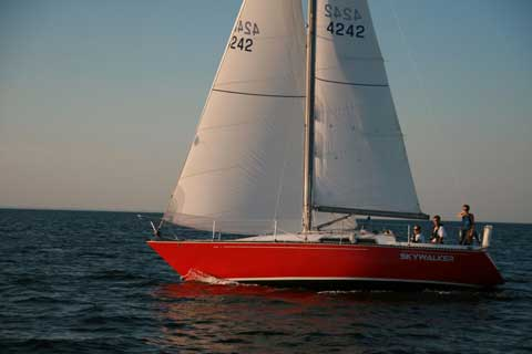C&C 34, 1978 sailboat