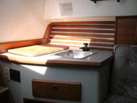 Classic 26 SL, 1993 sailboat