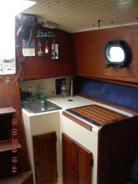 ComPac 27/1, 1986 sailboat