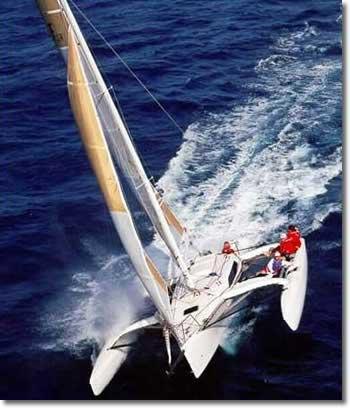 Corsair F 31 R AC, Trimaran, 2000 sailboat