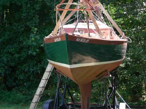 Custom Build Roue 30, 1957, Lake Lanier, Georgia, sailboat for ...