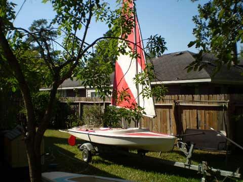 Dolphin Sailboat, 1978 sailboat