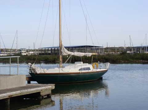 Dufour Arpege 29, 1973 sailboat