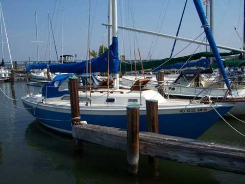 Ericson 29 1974 Cambridge Maryland Sailboat For Sale