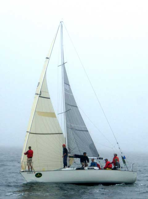 Evelyn 32-2, 1993 sailboat
