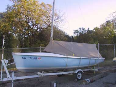 Flying Scot, 1969 sailboat