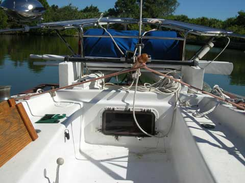 Glander Cay, 24', 1974 sailboat