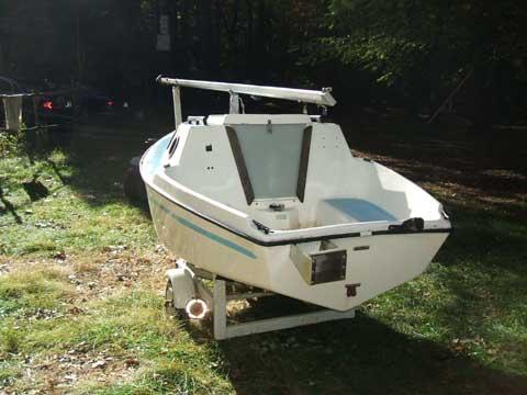Guppy 13, 1977 sailboat