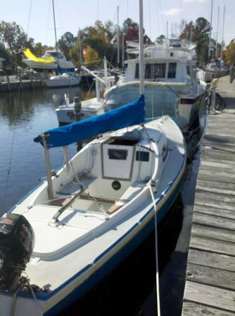 H-Boat, 27', 1974 sailboat