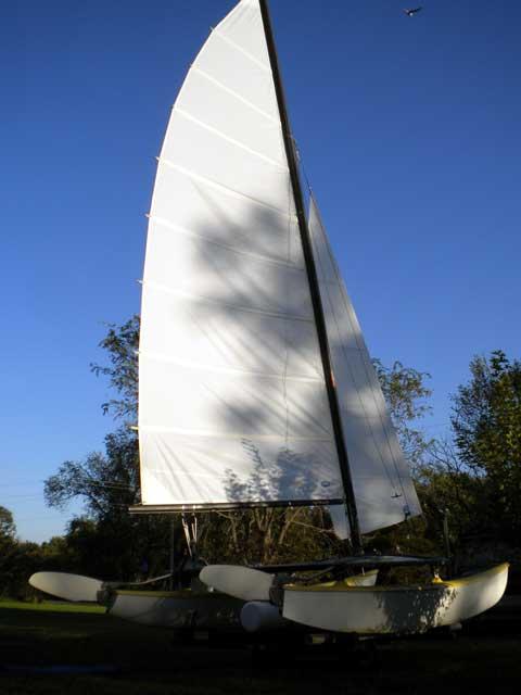 Hobie 16, 1983 sailboat