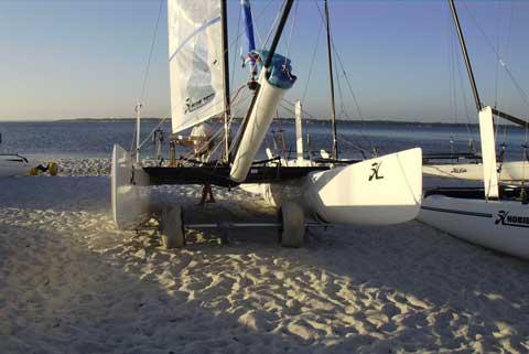 Hobie F18 Catamaran, 2002 sailboat
