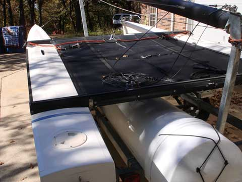 Hobie 20 Miracle, 1998 sailboat