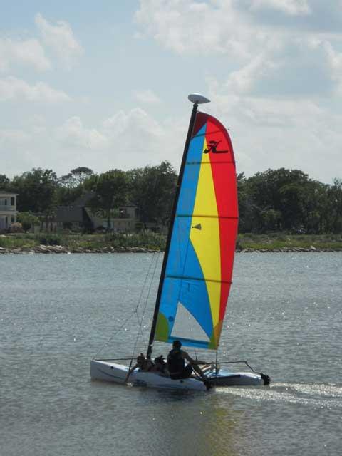 Hobie Wave Club, 2006 sailboat