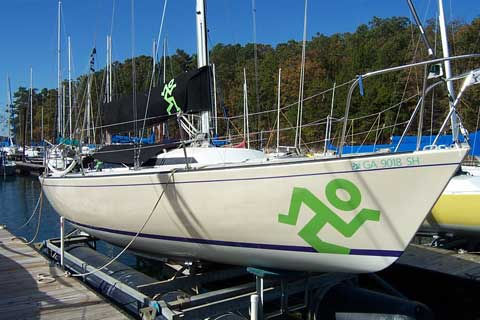 J29 1983 Gainesville Georgia Sailboat For Sale From