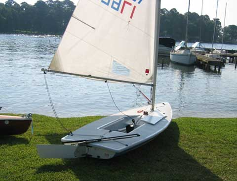 Laser Pro 2003 Spring Texas Sailboat For Sale From