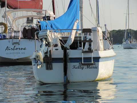 Macgregor 22, 1983 sailboat
