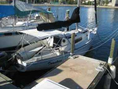 Morgan 25, 1967 sailboat