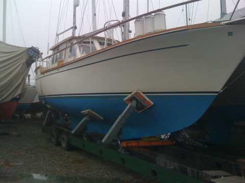 Nauticat Ketch, 36�, 1984 sailboat
