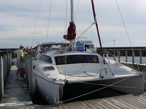 Pdq Classic 32 Catamaran 32 Feet 1994 95 Crystal