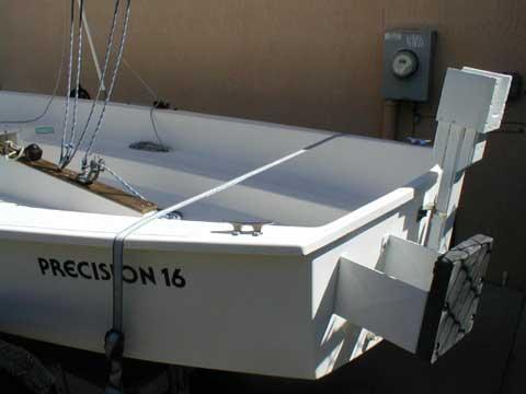 Precision 16 1984 Winter Haven Florida Sailboat For