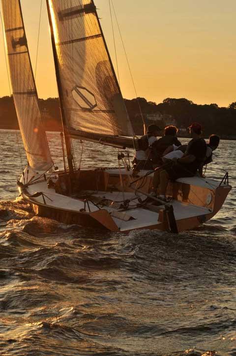 Pro-25 (Project Mayhem), Judel and Vrolijk, 2003 sailboat