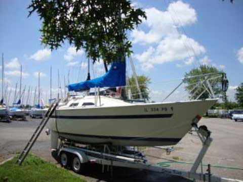 Ranger 26-2, 1980 sailboat