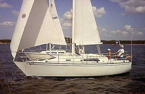 Ranger 30, 1979, Canyon Lake, Texas sailboat
