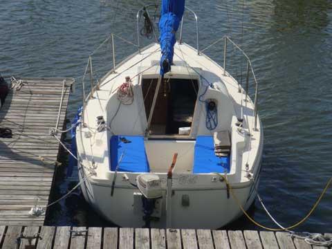 S2 23', 1977 sailboat
