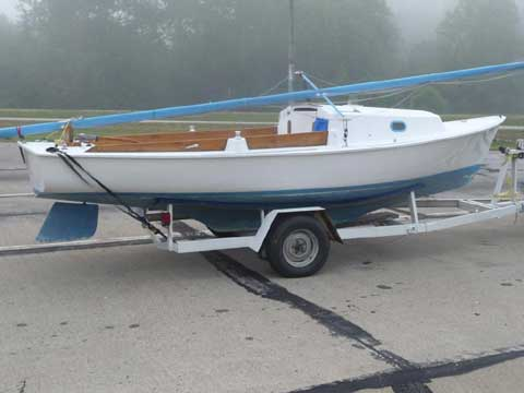 Sailstar Conquest 20, 1975 sailboat