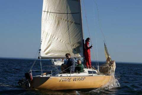 Santa Cruz, 27, 1979 sailboat