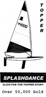 Splashdance for Topper sailboats