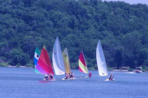 Star Fish, 2 Boats, mid 70s sailboat