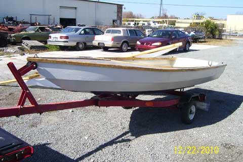 Swifty 12, 2008 sailboat