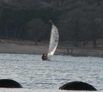 Tranfusion T12.1, 2001 sailboat