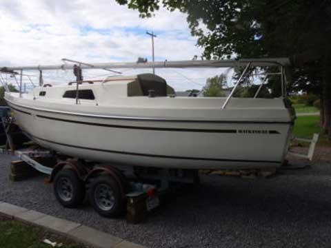 Watkins 23, 1980 sailboat