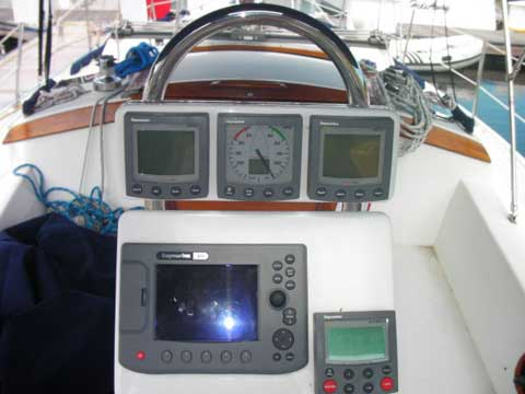 Catalina 34, 1991 sailboat